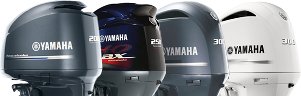 available Yamaha motors for the 249XTS
